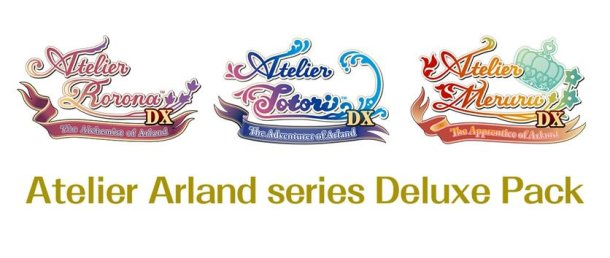 Atelier Arland Series | Deluxe Pack
