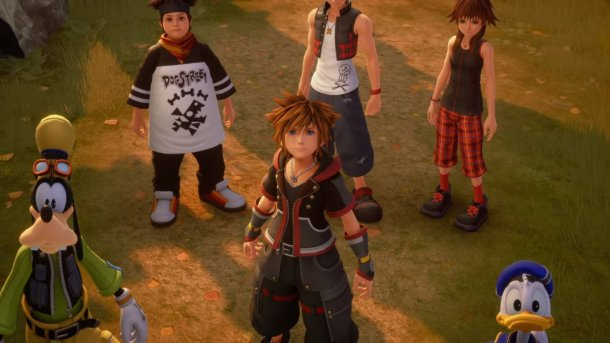 Kingdom Hearts III | Big Hero 6 Trailer Screenshot