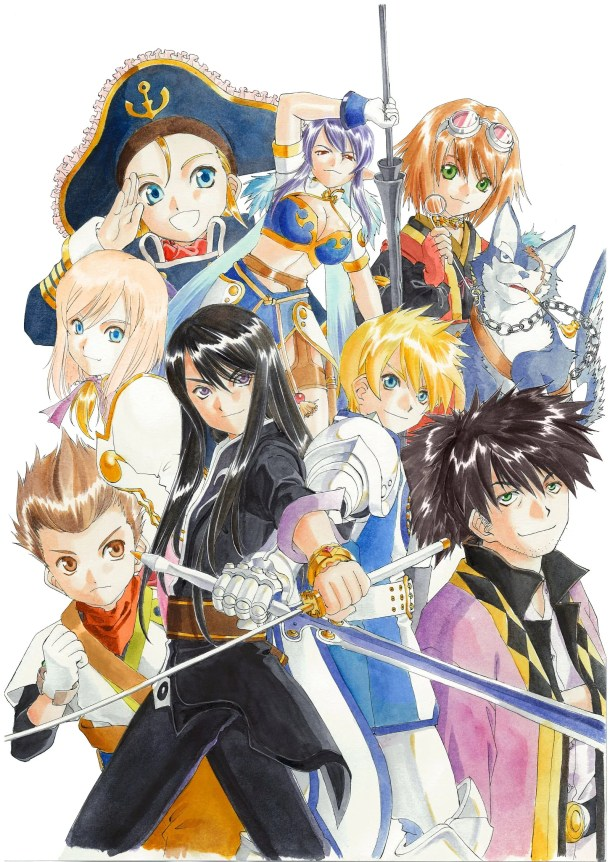 Tales of Vesperia | Main Visual