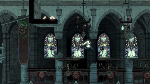 The Missing | Catherdral platforming