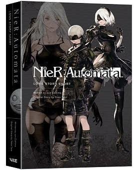 Nier: Automata Long Story Short via Viz Media