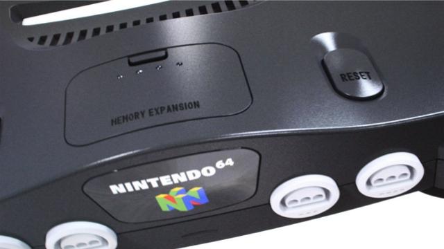 Nintendo 64 Classic featured