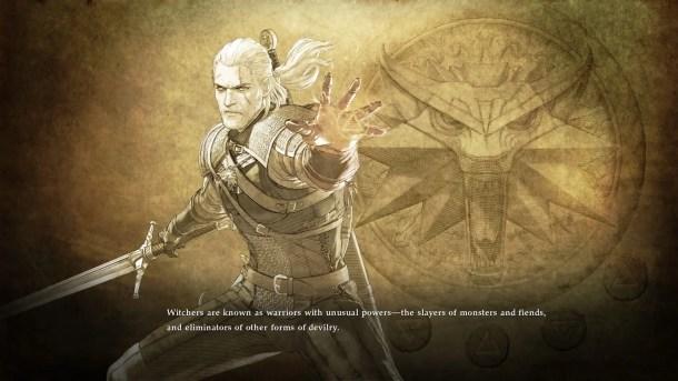 Soul Calibur VI | Geralt