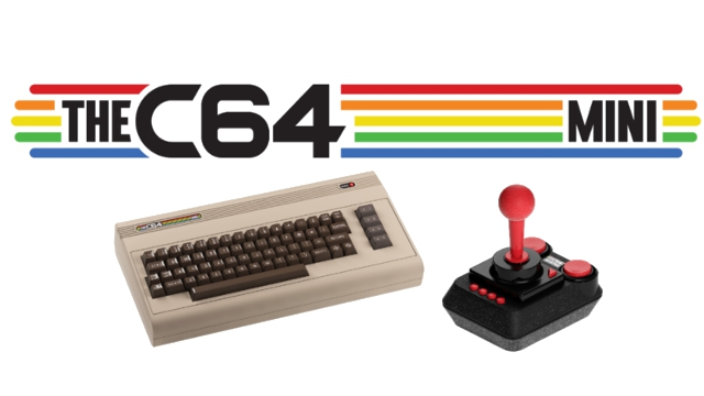 THEC64 Mini Featured