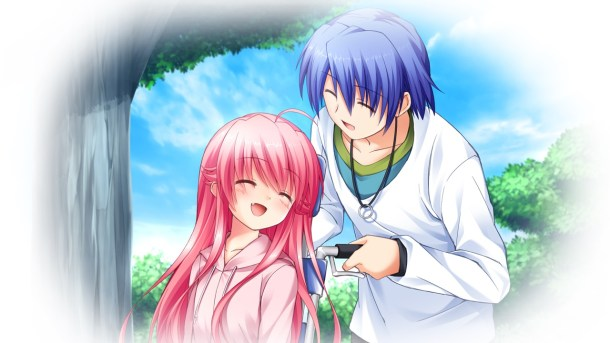 Angel Beats! | Hinata and Yui