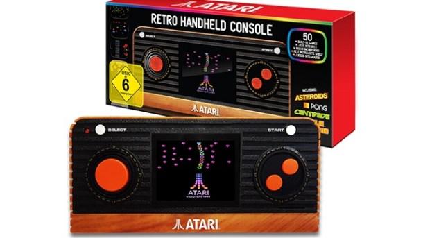 Atari Portable Handheld