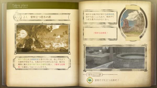 Atelier Lulua | Mysterious Book