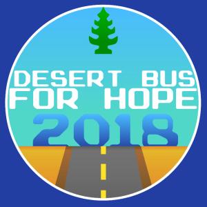 Desert Bus | Logo