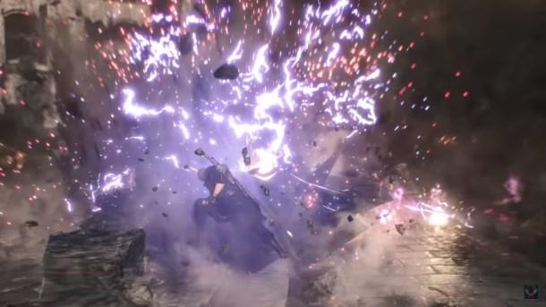 Devil May Cry 5 | Gerbera Attack 2