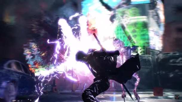 Devil May Cry 5 | Gerbera Attack 1