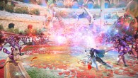 Fate/Extella Link | PC Charlemagne Combat 1