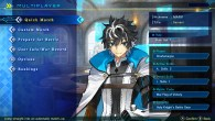 Fate/Extella Link | Switch Multiplayer Menu