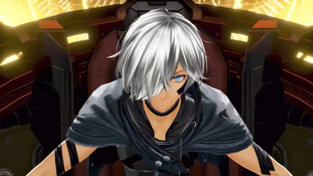 God Eater 3 | Male MC
