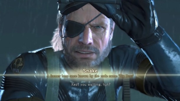 Metal Gear Solid: GZ Waiting