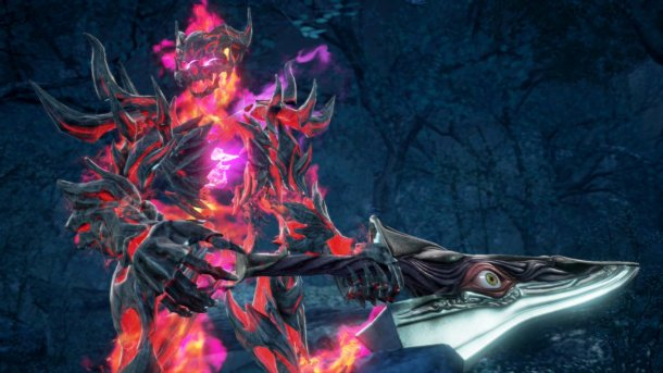 Soulcalibur VI | Inferno in-game