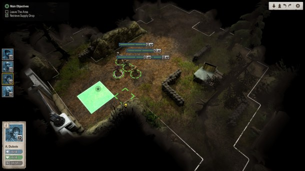 Achtung! Cthulhu Tactics   Mission Exit