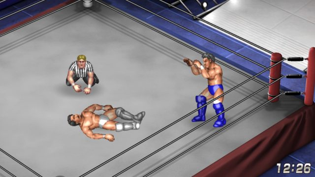 Fire Pro Wrestling World | Critical Knockout