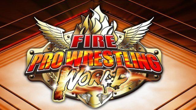 Fire Pro Wrestling World | Title