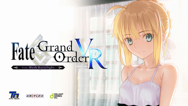 Fate Grand Order VR featured