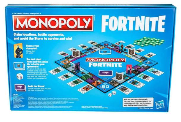 Fortnite | Monopoly
