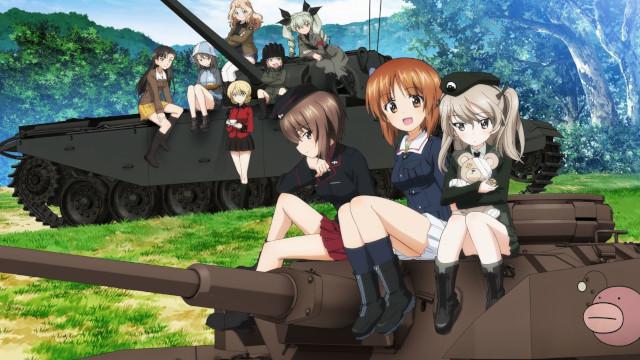 Girls Und Panzer Gekijouban Ger Sub