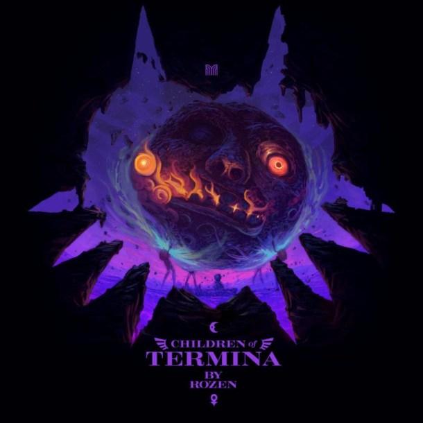 oprainfall | Majora's Mask - Children of Termina