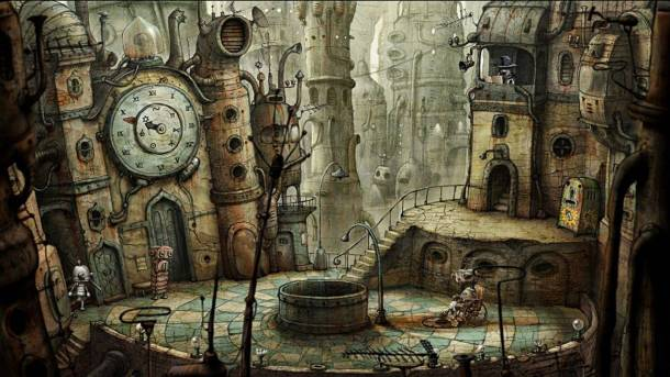 Nintendo Download | Machinarium