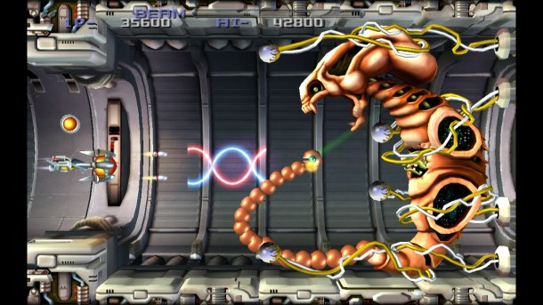 Nintendo Download | R-Type Dimensions EX