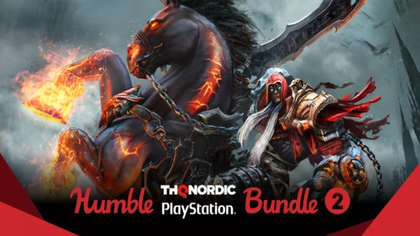 oprainfall | Humble THQ Nordic PlayStation Bundle 2