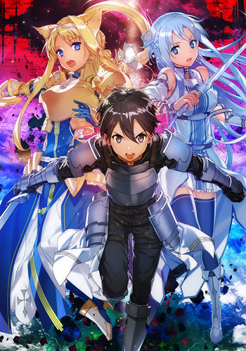 Sword Art Online | Unital Ring I Vol. 21 Cover