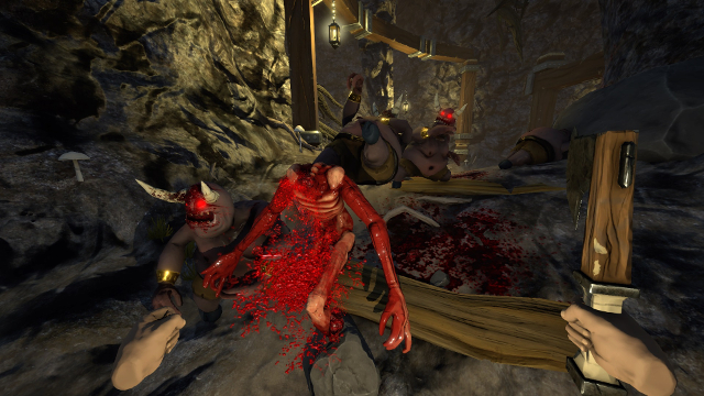 Crimson Keep   Imps and Zombies