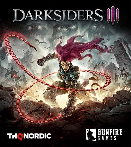 Darksiders 3 | boxart