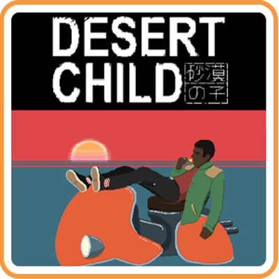 Desert Child | Cover Art