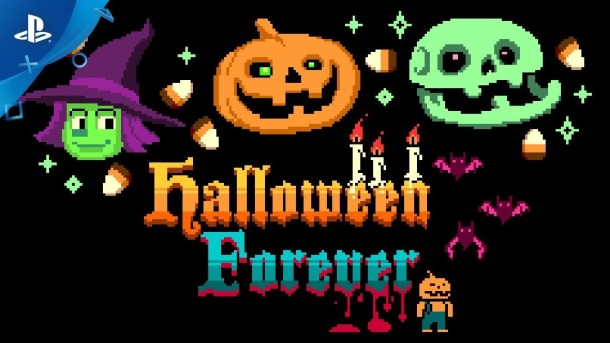 Halloween Forever | Title Graphic