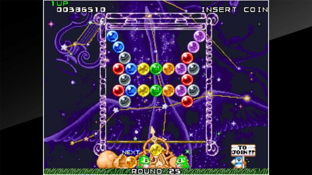 Nintendo Download | Puzzle Bobble
