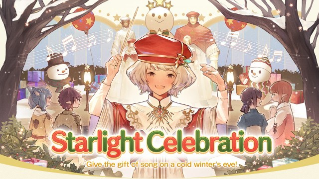 Final Fantasy XIV Starlight Celebration 2018