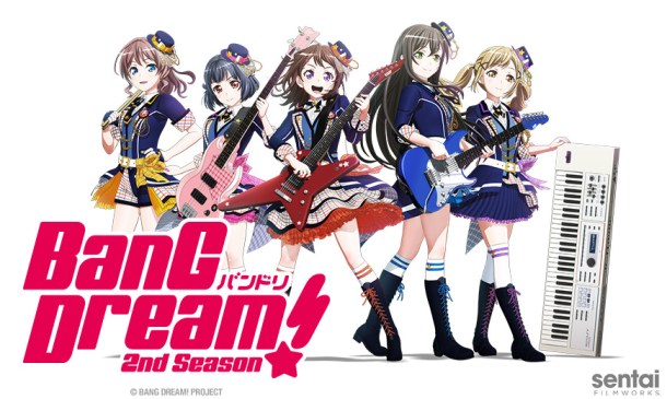 BanG Dream! 2nd Season | Visual