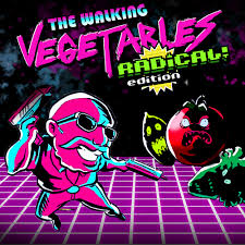 The Walking Vegetables Radical Edition | Title