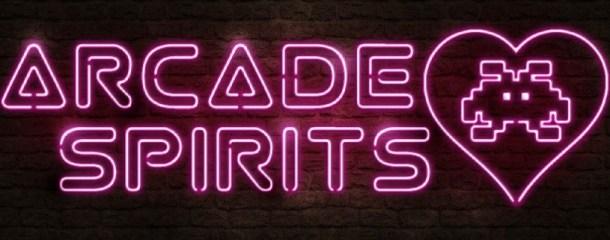 Arcade Spirits Logo