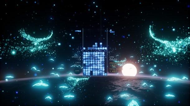 Tetris Effect | Sunrise