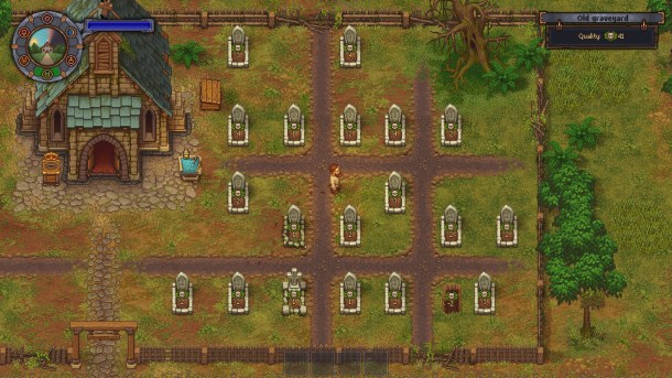 Graveyard Keeper | My Grave