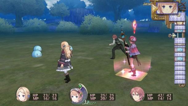 Atelier Rorona   Combat