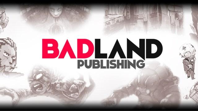Badland Publishing Featured