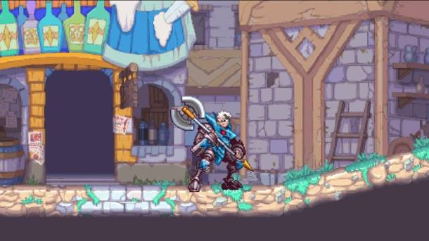 Dragon Marked for Death | Warrior