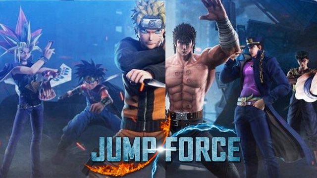 Jump Force Rumor Featured