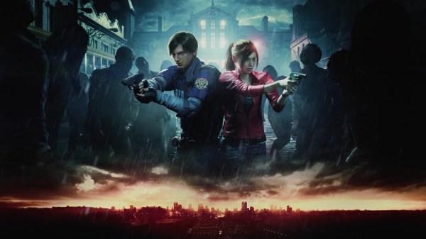 Resident Evil 2 Demo | Leon & Claire