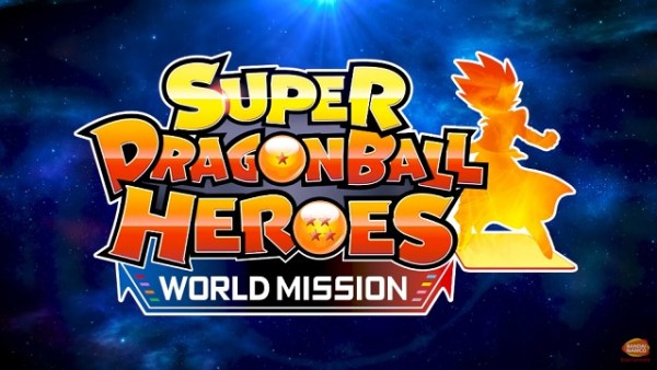 Super Dragon Ball Heroes World Mission | Logo
