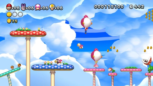 Nintendo Download | New Super Mario Bros. U Deluxe