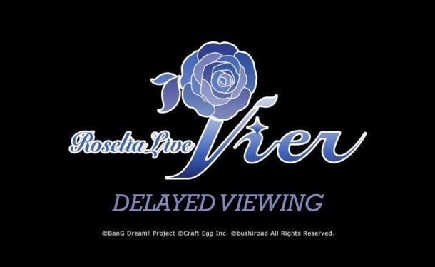 BanG Dream! | Roselia Live Vier DV