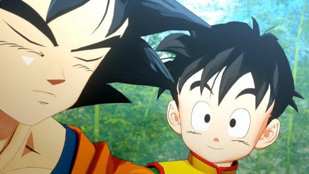 Dragon Ball Game - Project Z | Goku and Gohan